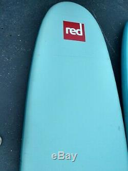 Red Paddle Ride SUP ISUP Stand Up Paddle Board Inflatable 2017 108 OR 106