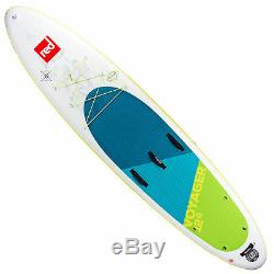 Red Paddle Voyager 12'6 Inflatable Stand-Up Paddle Board (SUP)
