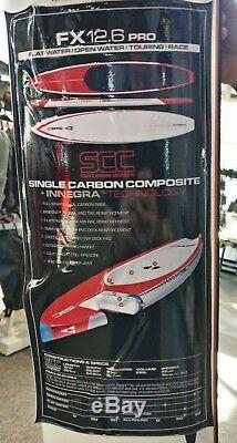 SIC 2017 12'06 FX Pro SCC Racing / Touring SUP Stand Up Paddleboard