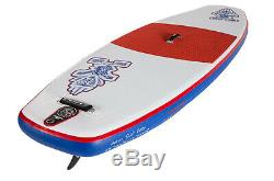 STARBOARD 9'5X36 SUP POLO Inflatable Stand Up Paddle Board With Pump