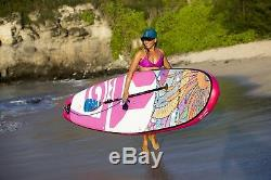 STARBOARD SUP 11'2X32 Tikhine Dot Sun 2018 Inflatable Stand Up Paddle Board