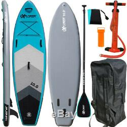 SUP EXPLORER FUSION-TEC 305 Stand Up Paddle Board Surf Paddel ISUP Paddling