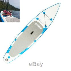 SUP Inflatable 11'x32x6 Stand Up Paddle Board withPulp Pump Storage Backpack