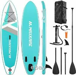 SUP Inflatable Stand Up Paddle Board with Stand-up Paddle Board Non-Slip Deck