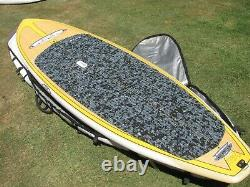 SUP Stand Up Paddle Board Real Wind
