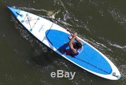 Sea Eagle Inflatable SUP Stand Up Paddleboard PKG Paddle Needlenose NN14K