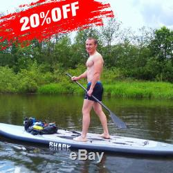 Shark SUPs 11'830 iSUP touring stand up paddle board 20%off