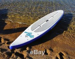 Solstice 35150 BoraBora 12' Heavy Duty Inflatable Stand-Up Paddleboard -Open Box