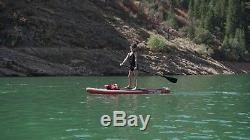 Stage SUP Kids Inflatable Stand Up Paddle Board 8ft