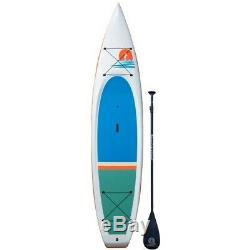 Stand on Liquid Sunset Tour 11'6 Stand up Paddle Board with Paddle