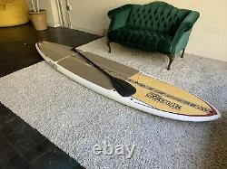 Stand-up Paddleboard SUP L Jimmy Styks 11'4 Scout Expedition Bamboo