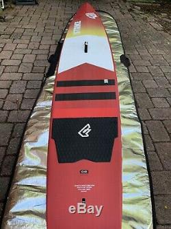 Stand up paddle board 2018 Fanatic Strike 14x24. Slighty used/normal wear