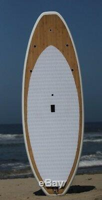 Steyen SUP Mid 8'3 Full Carbon Standup Paddle Board. Wide, Stable