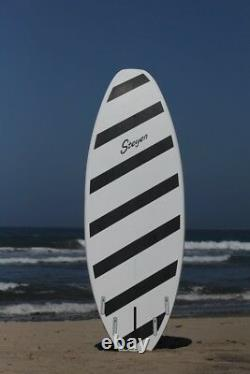 Steyen SUP Small 7'10 Full Carbon Standup Paddle Board. Wide, Stable