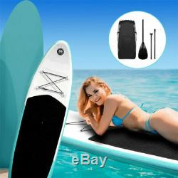 Sudoo Inflatable SUP Stand Up Paddle Board, Paddle, Pump & Carry Bag 300cmx83cm