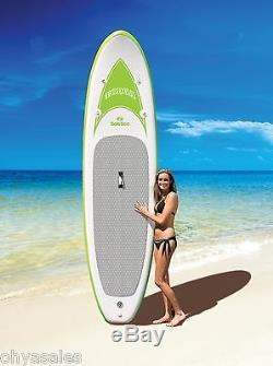 SwimLine Solstice Tonga Inflatable Stand-Up Lightweight SUP Paddleboard 35132