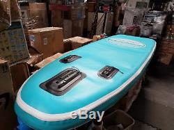 Ten Toes 10' Weekender Inflatable Stand Up Paddle Board Bundle (FREE SHIPPING)