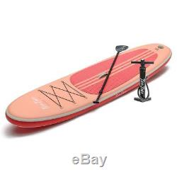 Ten Toes The Weekender Inflatable Stand Up Paddle Board SUP 2018 (Coral)