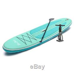 Ten Toes The Weekender Inflatable Stand Up Paddle Board SUP 2018 (Seafoam)