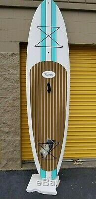 Two Piece Stand Up Paddle Board, SUP, easy to transport and store