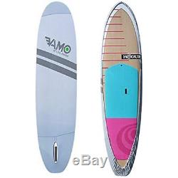 VAMO Stand Up Paddle Board, 4-WAY STRETCH, UV BOARD COVER 10'6 12' Bags Surfing