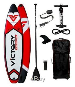 Victory Navigator Inflatable Stand Up Paddleboard 10'6 6 Thick