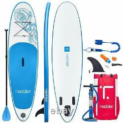 Vortex 10 ft. Premium Inflatable Stand Up Paddle Board with Full SUP Accessories