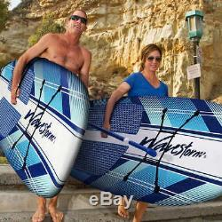 Wavestorm 9' 6 Stand Up Paddle Board Bundle 2-pack NO TAX