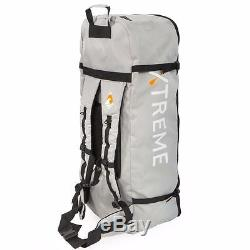 Xtreme backpack water sport White 10ft Inflatable SUP Stand Up Paddleboard Kayak