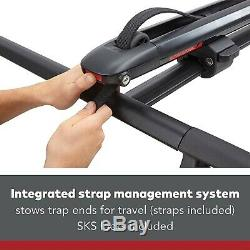 Yakima SUPDawg Rooftop Mounted Stand Up Paddleboard Rack for Vehicles, Carries